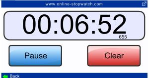 Free Online Countdown Timer