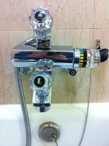 Japanese shower