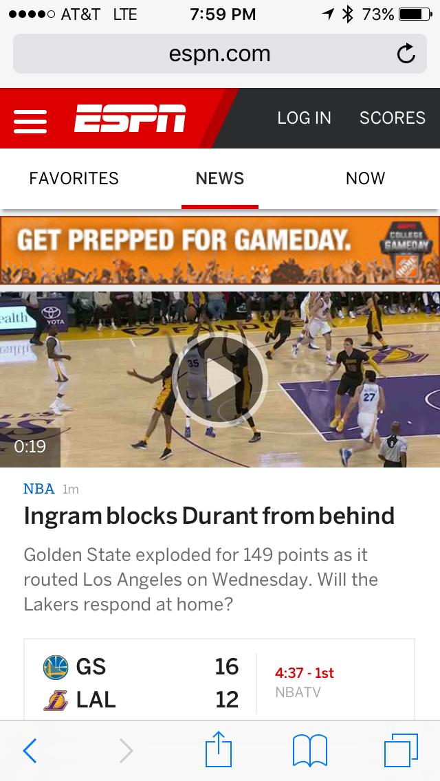 headline-grabber