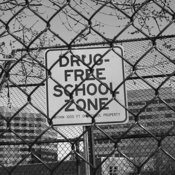 Drug-free Zone
